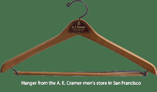 Alex Cramer Hanger